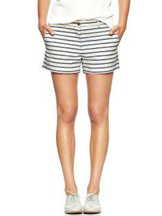 Gap Sunkissed Stripe Shorts