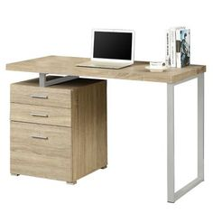 Shop Staples® for Monarch Reclaimed-Look 48'' Left-or Right-Facing Desk, Natural and enjoy everyday low prices, and get everything you need for a home office or business. Get free shipping on orders of $45 or more and earn Air Miles® REWARD M