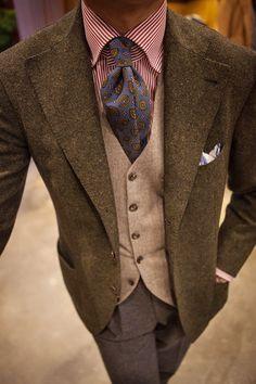 Suit and tie fixation Sharp Dressed Man, Well Dressed Men, Dapper Men, Mens Fashion, Fashion Outfits, Fashion 2018, Fashion Styles, Fall Outfits, Mens Suits