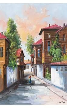 Related image – anton – Join in the world of pin Canvas Painting Landscape, Watercolor Landscape, Acrylic Painting Canvas, Artist Painting, Oil Pastel Paintings, Amazing Paintings, Orient House, Landscape Pencil Drawings, Pretty Art
