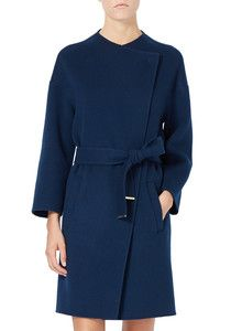Giro CORNFLOWER BLUE coats-and-trench-coats
