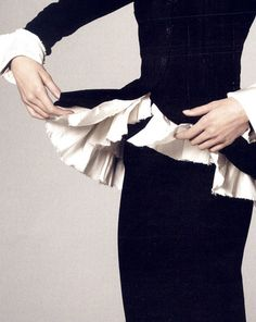 Photographed by David Sims for Vogue US July 2008