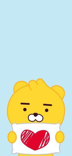 • 카카오프렌즈 💙 라이언 모음! 폰배경화면/잠금화면 공유 : 네이버 블로그 Phone Wallpaper Images, Live Wallpaper Iphone, Cool Wallpapers For Phones, Cute Wallpaper For Phone, Bear Wallpaper, Cute Wallpaper Backgrounds, Love Wallpaper, Cute Wallpapers, Screen Wallpaper