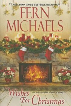 Wishes for Christmas by Fern Michaels. Click on the image to place a hold on this item in the Logan Library catalog.