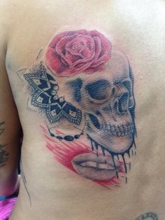 Lovely work done in the studio by Ash