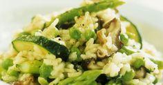 Risotto mit Zucchini und Spargel ist ein Rezept mit frischen Zutaten aus der Kategorie Risotto. Probieren Sie dieses und weitere Rezepte von EAT SMARTER!