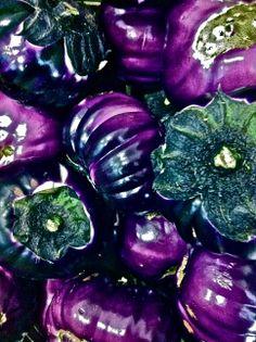 #fresh #sicily #market #aubergine