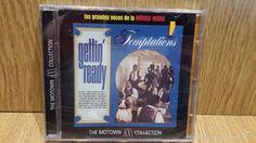 TEMPTATIONS. GETTIN' READY. THE MOTOWN COLLECTION. CD / PRECINTADO.
