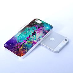 Galaxy Nebula Diamond Supply - Print on Hard Cover - iPhone 5 Case - iPhone 4/4s Case