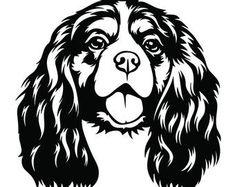 2 BULL TERRIER DOG BREED droite gauche Silhouette Vinyl Decals Stickers