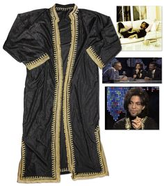 Prince television-worn sweater, referred to as ''The Prince Larry King Sweater''. The long-sleeve Prince Cream, Prince Of Pop, Baby Prince, Prince Concert, Princes Fashion, Prince Paisley Park, Princes Dress, Prince And Mayte, Photos Of Michael Jackson