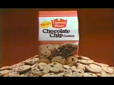 1984 Duncan Hines Soft Cookies Ads