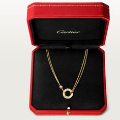 Cartier, Rose Gold Chain, 18k Rose Gold, Gemstone Jewelry, Jewelry Necklaces, Pink And Gold, White Gold, Trinity Ring, Love Necklace