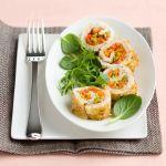 Teneri bocconcini di pollo ripieni di verdure gustose: un secondo piatto semplice ma piacevole! Leggi la ricetta su Sale&Pepe.