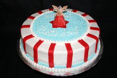 Possible cake idea - got to find the topper