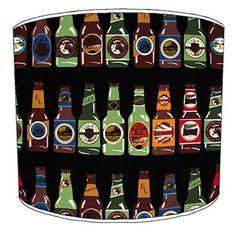 20,3cm plafond vintage et rétro bière vin Spiritueux alcool Abat-jour imprimé 3: 20,3cm plafond vintage et rétro bière vin spiritueux…