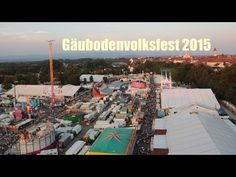 Gäubodenvolksfest Straubing 2015 - Impressionen