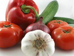 ail poivron oignon courgette tomates