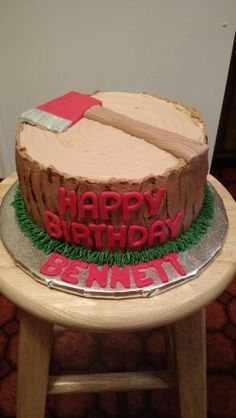 Lumberjack cake                                                                                                                                                                                 More