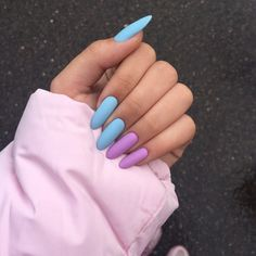 Latest Acrylic Nail Designs For Summer That Will Be So Trendy All Season - Nail Designs Summer Acrylic Nails, Best Acrylic Nails, Pastel Nails, Acrylic Nail Designs, Summer Nails, Nail Swag, Aycrlic Nails, Hair And Nails, Nail Manicure