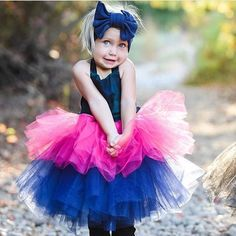 Yes!! Flannel and Tulle! #rufflesandtutus