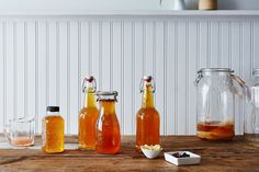 My Adventures in Brewing Kombucha (& How You Can Do It, Too) on Food52