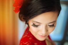 Will Pursell Photography shares absolutely stunning wedding shots of a couple that embraces their cultural background! Traditional Chinese Wedding, Best Wedding Venues, Bridal Portraits, Absolutely Stunning, Real Weddings, Wedding Photography, Culture, Bride, Couples
