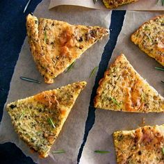 """Italian Chickpea Bread 
