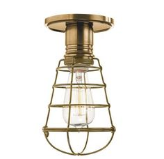 Hudson Valley Lighting Heirloom Ceiling Fixture 8100-WG