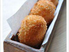 ♪바삭하고 부드러운 영양간식 감자 크로켓(with 그릇이랑) – 레시피 | 다음 요리