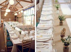 Vintage wedding at Folly Farm Pensford near Bristol { Tiggy & Marc }