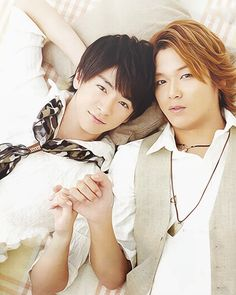Hey Say JUMP! Takaki Yuya , Chinen Yuri #heysaybest handsome japan boys actor singer Johnnys