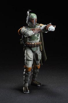 Estatua Star Wars. Boba Fett ARTFX+, 19cn. Kotobukiya