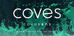 Шрифт Coves бесплатно на seedraft.ru