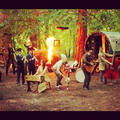 "Pic from ""Build Your Kingdom Here"" music video by Rend Collective Experiment"