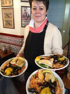 Restaurant La Feria - Rocio Hidalgo Garcia