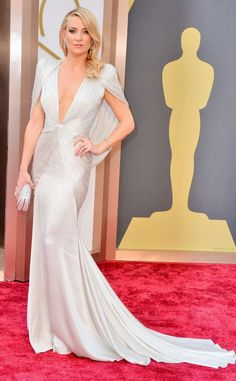 Just a Darling Life: Best Dressed: Academy Awards (aka THE OSCARS) 2014 - Kate Hudson in Versache