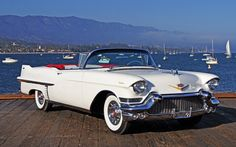 '57 Cadillac | eBay Motors - WOW!! ....a few years before I was born...truly a Classic Vintage!