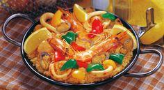 シーフードパエリアのレシピ・作り方・食材情報を無料でご紹介しているページです。