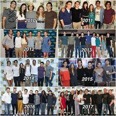 #TeenWolf 2010-2017
