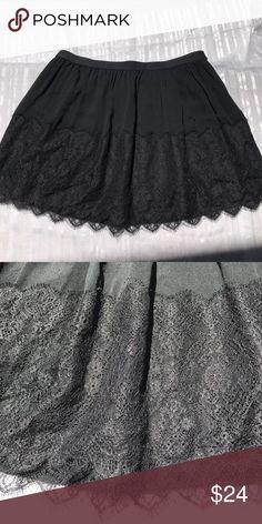 "Anthropologie skirt  ""Eliot"" Great Eliot skater skirt in great condition. Has lining skirt is 14 long measure from waist. Anthropologie Skirts"