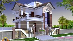 Simple Nepali Home Design Square Feet Small Double Storied House House Plans 25981 Best House Design In Nepal Green Design Nepal Nepali Village House Stock Photos Nepali Villag. 2 Storey House Design, Two Storey House, Small House Design, Cool House Designs, Modern House Design, Villas, Double Story House, Small Villa, House Design Pictures