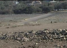 Article - Lost city revealed as Folsom lake levels drop