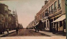 Sittngbourne High street