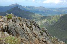 Snowdonia (Wales) - Snowdonia, Gwynedd.