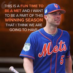 The Captain knows best. #Mets #LGM