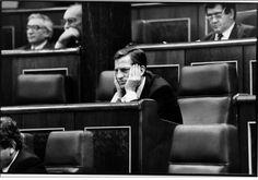 Efemérides de Madrid. 27 de enero. 1981.- Adolfo Suárez comunica al Rey su dimisión como presidente del Gobierno