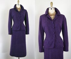 Davidow Jacket and Skirt