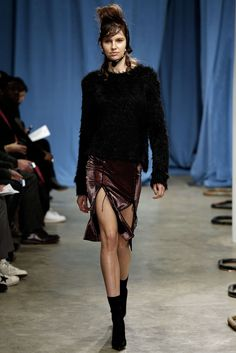 Look 13 Adam Selman Fall 2015 Ready-to-Wear - Collection - Gallery - Style.com