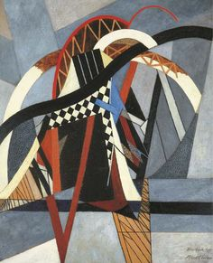 Albert Gleizes, 'Brooklyn Bridge' (1915)
